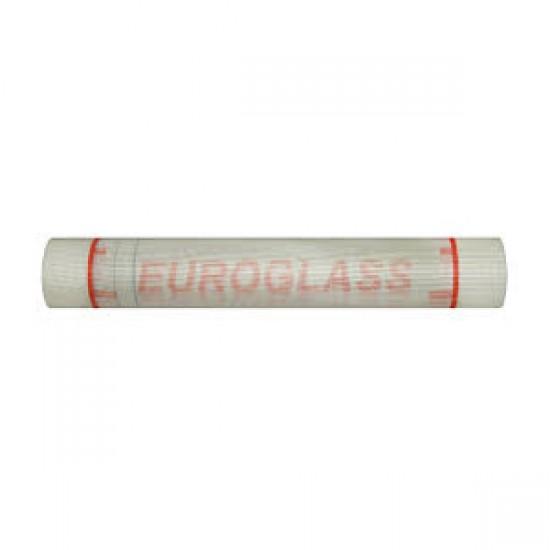 Plasa fibra sticla 145gr/mp EUROGLASS Premium 1x50ml/rola